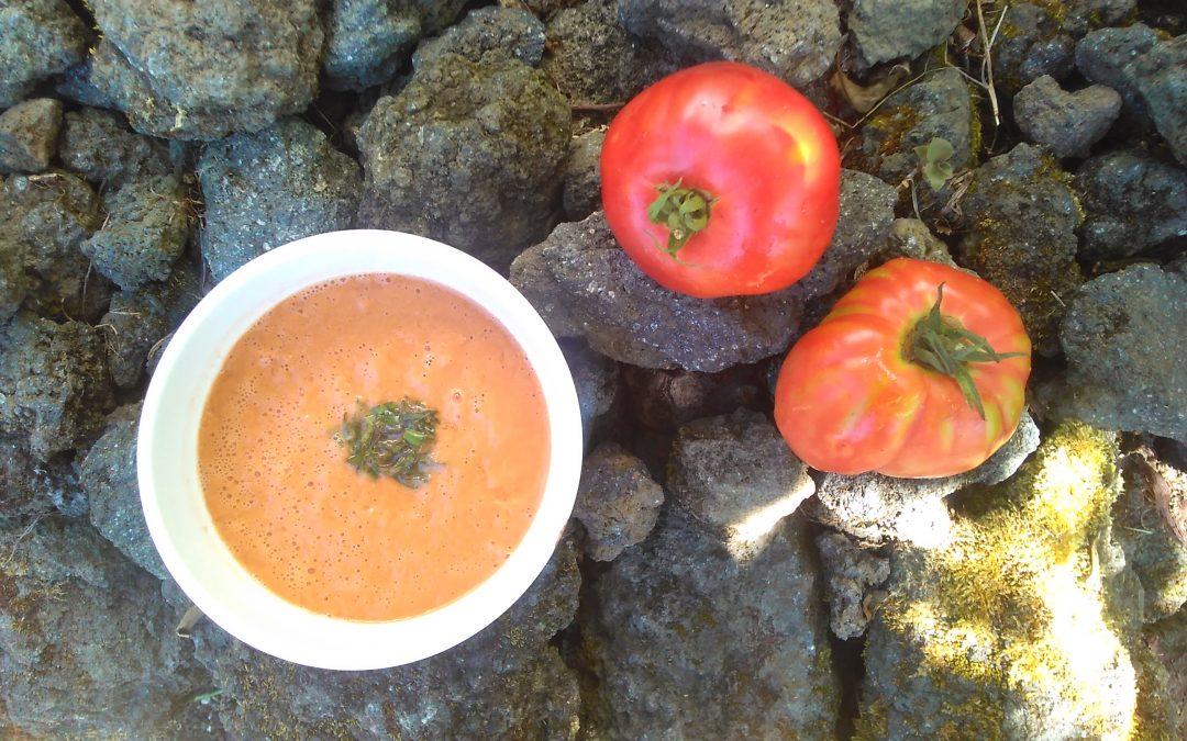 Summer Soup: Gazpacho