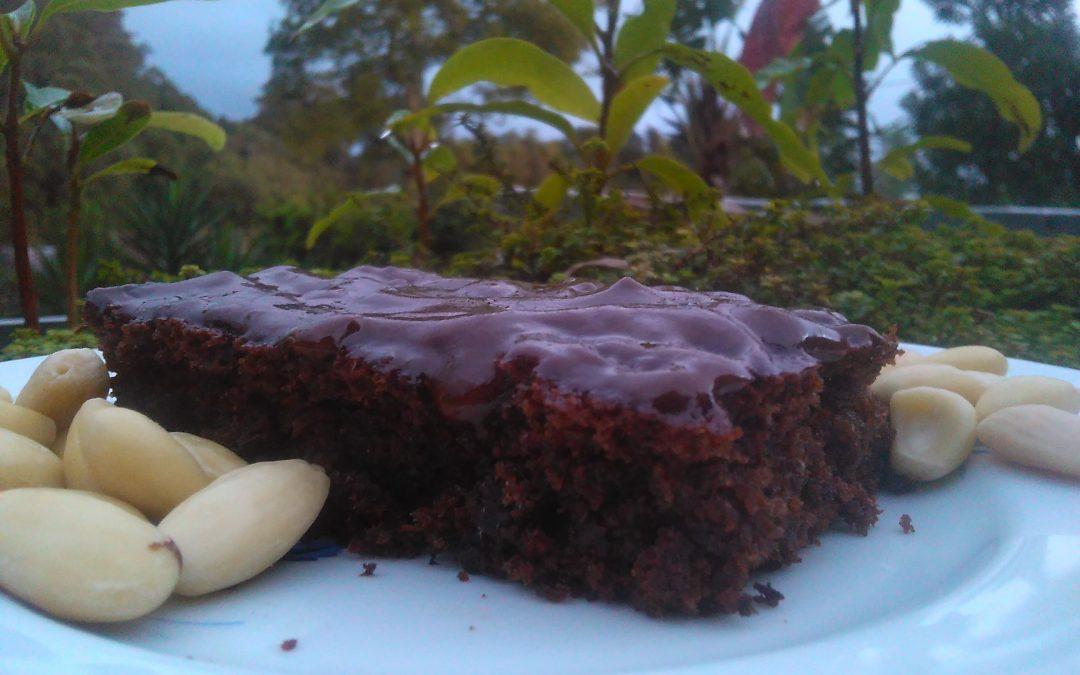 Carob Cake – A Delicious Recipe