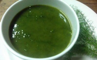 Sopa de Funcho À Minha Maneira