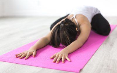Reduz o Stress e a Ansiedade Com o Yoga